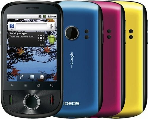 Review of Huawei IDEOS (Android 2.2) Phone by Zong