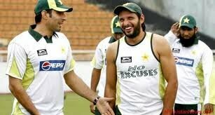Misbah replaced Afridi As one day Captain