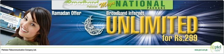 Ptcl National Offer