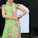 Gul Ahmed Lawn 2012 new Designs