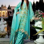 Gul Ahmed Lawn 2012 Latest 7