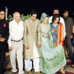 Erum Akhtar wedding pictures
