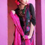 Pink-Summer-Kurtis-latest-fashion-Rung-ja-Collection-2012-13