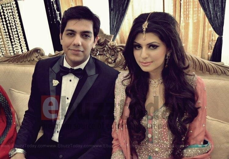 Gohar Mumtaz Got Engaged