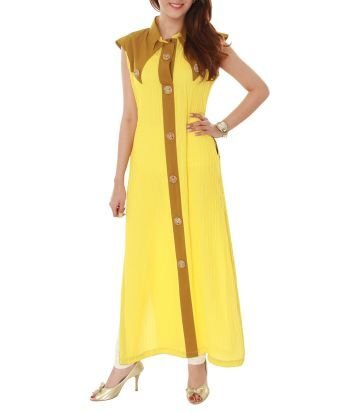 Long Kurtas For Girls 2013
