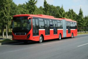 Metro Bus System Launched on 10 Feb 2013
