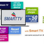 Smart TV PTCL for EVO users