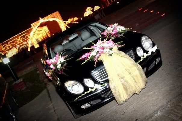 Wedding car in Pakistan 3