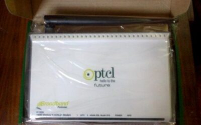 PTCL DSL/Wireless Router Settings with IP – Username & Password