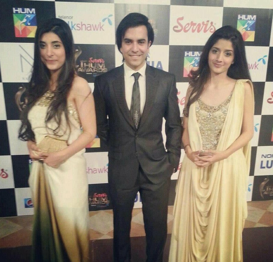 First Hum TV Awards Red Carpet : Winners List | Web pk