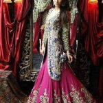 Pakistani Bridal Dress 2013