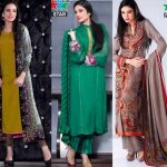 Pakistani Fashion Dresses 2013