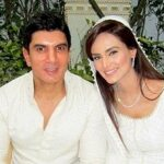 Model Mehreen Syed married to Ahmed Shiekh