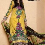 Firdous Latest Summer Lawn Collection