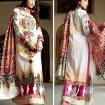 Firdous Summer Lawn Collection 2013 5
