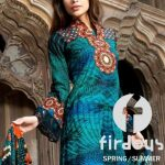 Firdous Summer Lawn Collection 2013 8