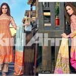 Gul Ahmed Printed Lawn Collection 2013 1