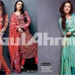 Gul Ahmed Printed Lawn Collection 2013 6