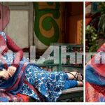 Gul Ahmed Printed Lawn Collection Volume2 2013 3
