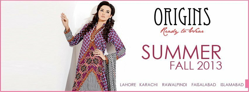 Origins Ready to Wear Summer Collection 2013