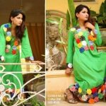 Pakistani Best Dress in 2013