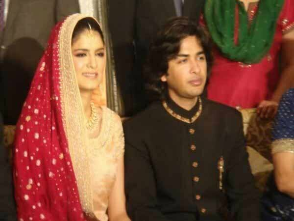 Shehzad Roy's Wife