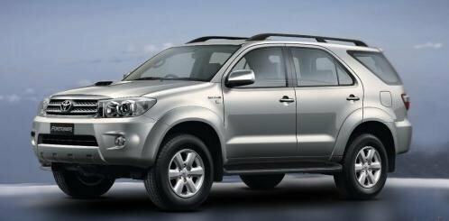 Toyota Fortuner 2013 in Pakistan