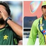 Afridi Out from Squad on Misbah and Watmore Wish