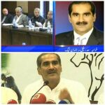 Khwaja Saad Rafique Poll rigging Video