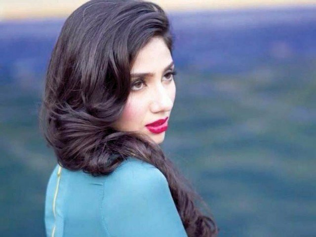 Mahira-Khan Top Model