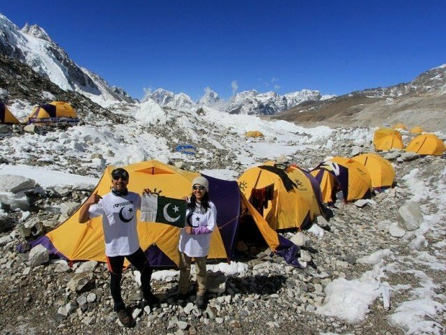 Samina Baig First Pakistani Woman to Conquer MountEverest