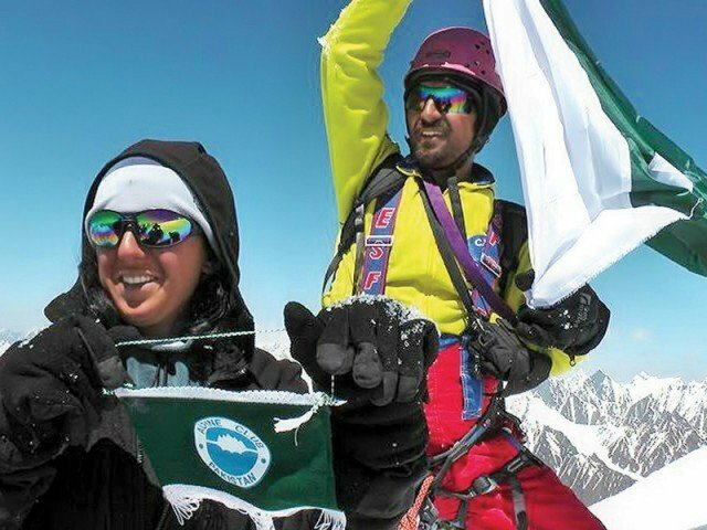 Samina Baig Pakistani Woman to Conquer Mount Everest