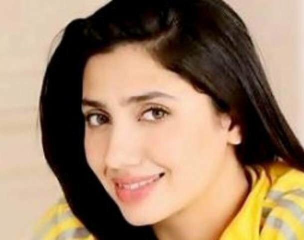 Top ten Model mahira-khan