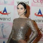 Celebrity at LuxStyle Awards 2013 Red Carpet Ayyan Ali