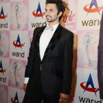Celebrity at LuxStyle Awards 2013 Red Carpet Hamza Tarar