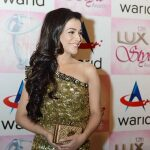 Celebrity at LuxStyle Awards 2013 Red Carpet Humaima Malick