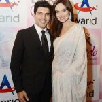 Celebrity at LuxStyle Awards 2013 Red Carpet Mehreen Syed