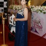 Celebrity at LuxStyle Awards 2013 Red Carpet Noor
