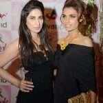 Celebrity at LuxStyle Awards 2013 Red Carpet Zilly Huma Amna