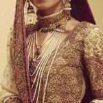 Fashion Designer Feeha Jamshed Wedding 10