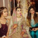 Fashion Designer Feeha Jamshed Wedding 1