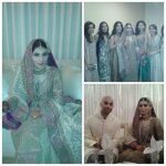 Fashion Designer Feeha Jamshed Wedding 3
