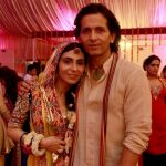Fashion Designer Feeha Jamshed Wedding 7