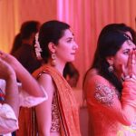 Fashion Designer Feeha Jamshed Wedding 9
