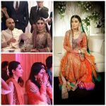 Fashion Designer Feeha Jamshed Wedding.