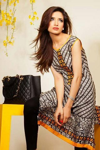 Silk by Fawad Khan Latest Dress 2013 Available for Rs.9,500