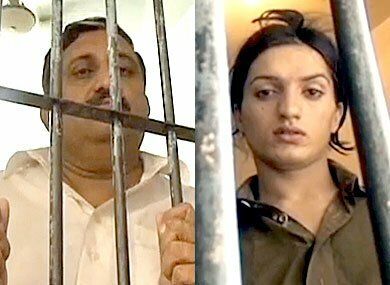 Malik Iqbal and Kashif (Rani) in Jail