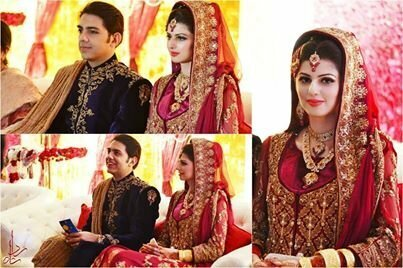 Gohar and Anam Ahmed Wedding photo