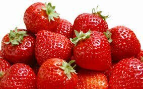 Fruits Skin treatments in summer with Strawberry
