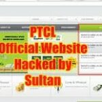 PTCL Website Hacked As a Protest Against High BroadBand Rates